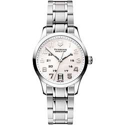 Swiss Army Womens Alliance Mother of Pearl Dial Watch