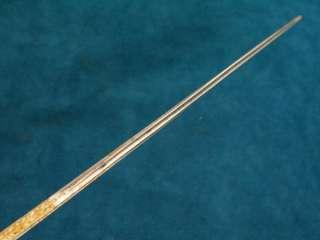 WWI German Prussian Presentation M1871 bayonet hirschfanger dagger