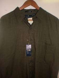MENS CASUAL XL BILL BLASS DRESS SHIRT