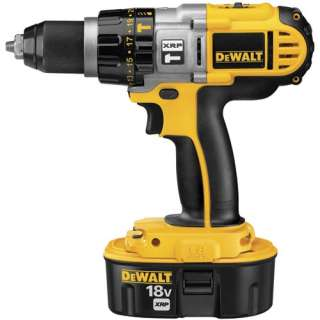 DEWALT DCK450XR 18 Volt 18V XRP Cordless 4 Piece Power Tools Combo Kit