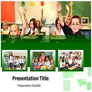 School Powerpoint Templates, Powerpoint Backgrounds For