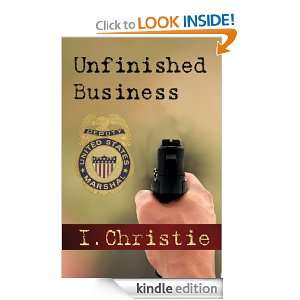 Unfinished Business I Christie  Kindle Store