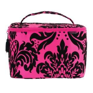 Danielle Pink Crush Collection Weekender Train Case with