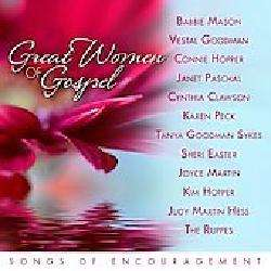 Various Artists   Inspiring Women of Gospel Music Songs of