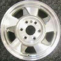 Chevy Suburban Snow tires w/Factory Wheels 00 03 #5096
