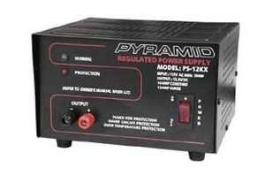 Pyramid 10 AMP 13.8V Power Supply   New in Box