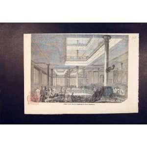 Pawson Warehouse St PaulS Churchyard London 1854
