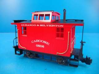 Bachmann Large Scale Durango Silverton Train Set Steam Engine