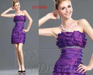 Christmas Sale eDressit Mini Prom Ball Gown Short Dress