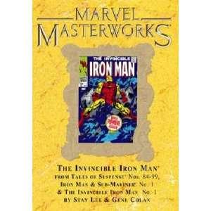 Marvel Masterworks Iron Man Variant Vol. 77 Variant