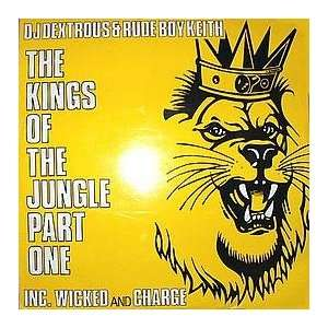 / THE KINGS OF THE JUNGLE PT.1: DJ DEXTROUS & RUDE BOY KEITH: Music