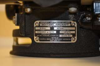 SEXTANT for Aircraft   U.S. Air Forces U.S. Army in Original Box