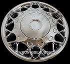 Set of 4 15 BUICK Bolt On CHROME Full Wheel Covers Rim Hub Caps