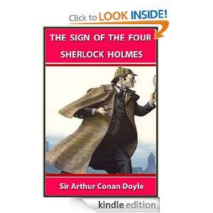 THE SIGN OF FOUR  SHERLOCK HOLMES   FUN MYSTERY & DETECTIVE CLASSIC