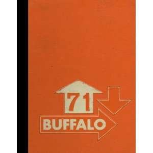 Reprint) 1971 Yearbook Haltom High School, Haltom City, Texas Haltom