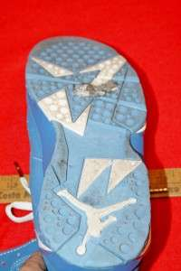 Nike Air Jordan Retro VII (7) Blue Mens Size 10 304775 042 LN3