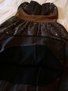 NW Rina Dhaka ANTHROPOLOGIE Icebreaker Dress $228 XS 0