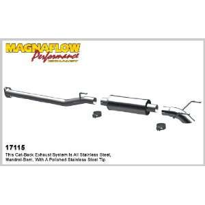 MagnaFlow Performance Exhaust Kits   05 11 Toyota Tacoma Long 4.0L V6
