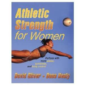Aletic Streng For Women (Paperback Book) Sports & Outdoors