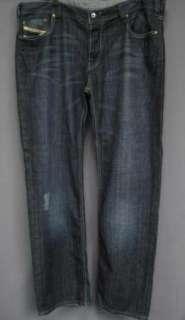 Authentic Diesel YARIK B 71S Mens Denim Jeans 38 x 34 $240