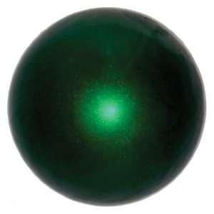 Very Cool Stuff GSD06 Gazing Globe Mirror Ball, Green Stardust, 6 Inch