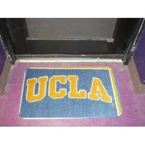 28x17 UCLA University of California Los Angeles Bruins Area Floor Door