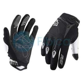 New Black Fox Racing 360 Motor cycling BMX Road Bike MTB gloves M L XL