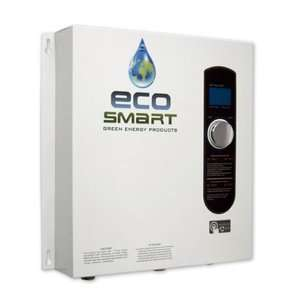 Ecosmart ECO 27 KW at 240 Volt Electric Tankless Water Heater