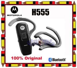Genuine New Motorola H555 Wireless Bluetooth Headset