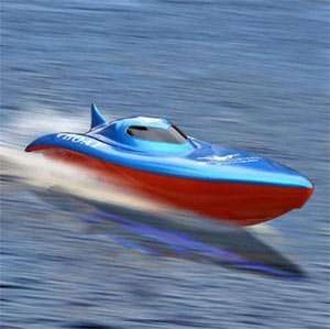 Rc Killer Whale Electric Dual Motor Speed Boat Colors May Vary