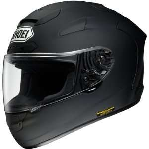Shoei X Twelve Full Face Motorcycle Helmet Matte Black Medium M 0112