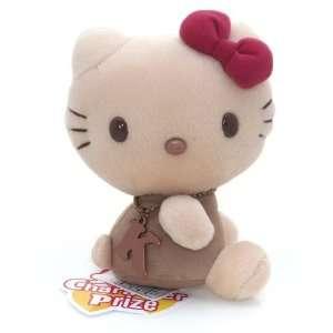 Hello Kitty Classic Alphabet ~5 Mini Plush Doll   Letter