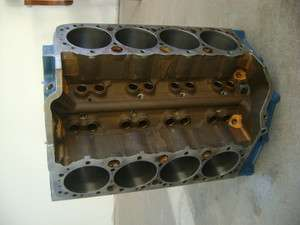 350 400 Chevy Bow Tie Race Block Small Block Chevy