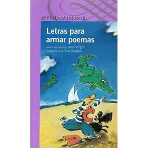 Walmart Letras Para Armar Poemas  Letters to Build Poems, Tino