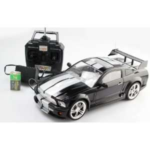 114 RC Remote Control Ford Mustang GT500 RACE CAR with