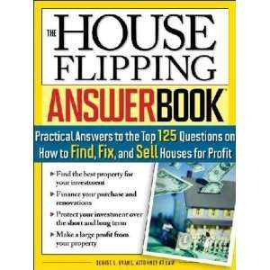 The House Flipping Answer Book  N/A  Books
