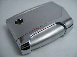 JOBON Dual Flame Cigarette Lighter NIB Chrome LFk8