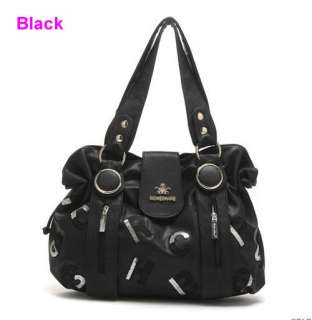 Fashion Women Lady PU Leather Hobo Designer Shoulder Purse Handbag