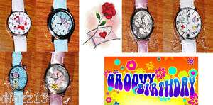 Hello Kitty or other Watch for Ladies   New