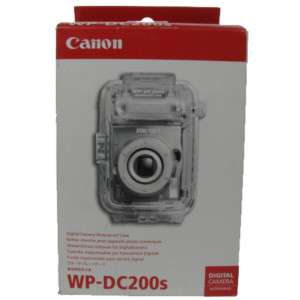 Canon Digital Camera Waterproof Case Wp Dc200S