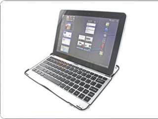 Wireless Keyboard Dock Case for Samsung Galaxy Tab 10.1 GT P7510 NEW