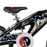 Spider Man 16 inch Bike   Boys   Street Flyers