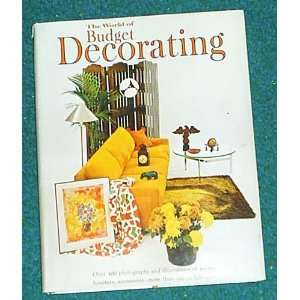 The World of Budget Decorating: Jo Ann Francis: Books
