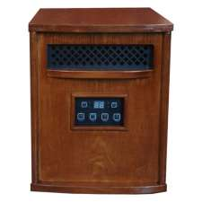 Sams Club Mobile   1500W Quartz Infrared Heater