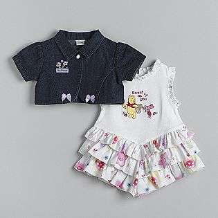 Dress, Denim Jacket Set  Disney Baby Baby & Toddler Clothing Character