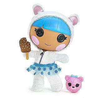 Littles Doll   Bundles Snuggle Stuff (Mittens Sister)  Lalaloopsy