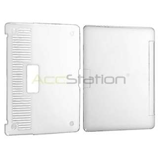 Clear Shell Hard Case Cover For MacBook Air 13 13 inch