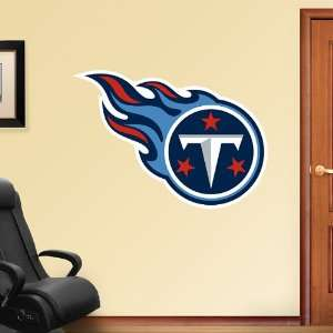 Tennessee Titans Logo Vinyl Wall Graphic Decal Sticker
