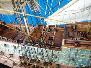 Sovereign of the Seas Wooden Ship Model 1:120 Sail boat