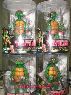 Neca TMNT Teenage Mutant Ninja Turtles 5 Figure Set